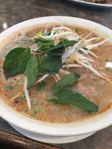 Van Son Pho Noodle Soup