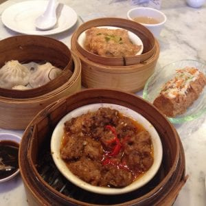 Dim Sum @ Yum Cha Restaurant