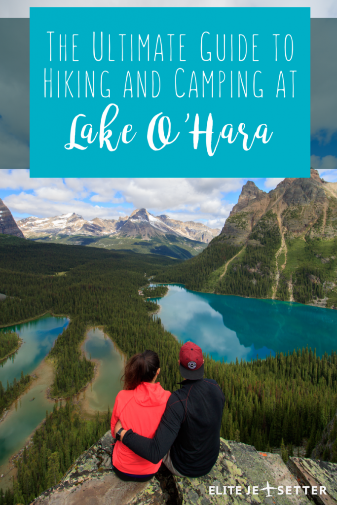 The ultimate hiking and camping guide to Lake O'hara