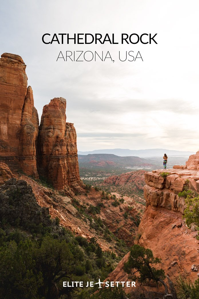 Cathedral Rock Hike Arizona