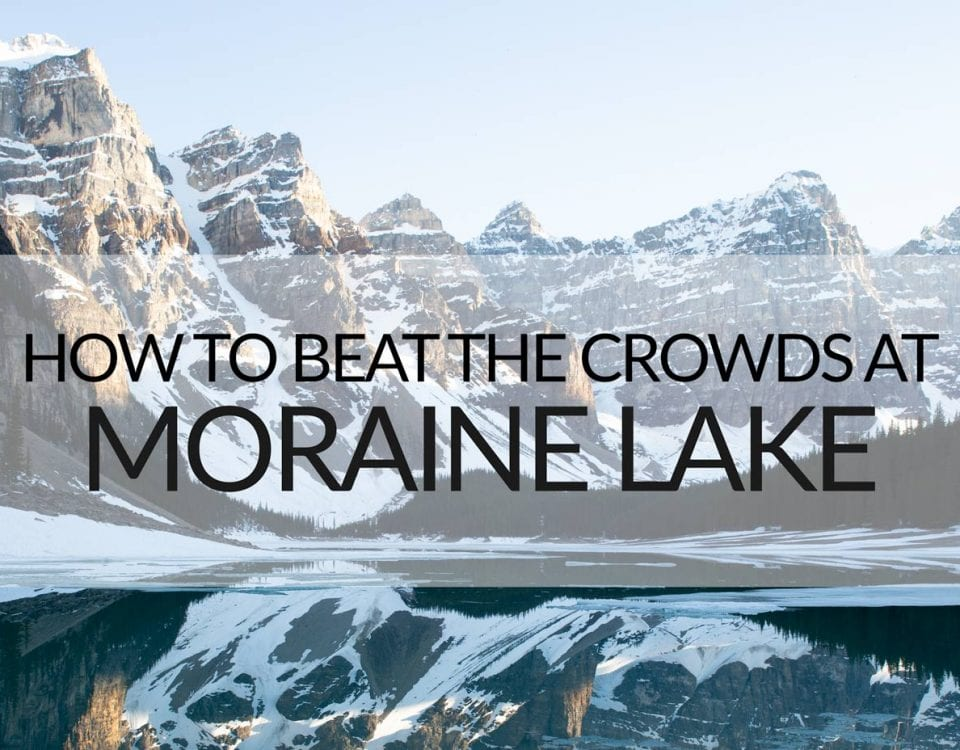 Moraine Lake Road