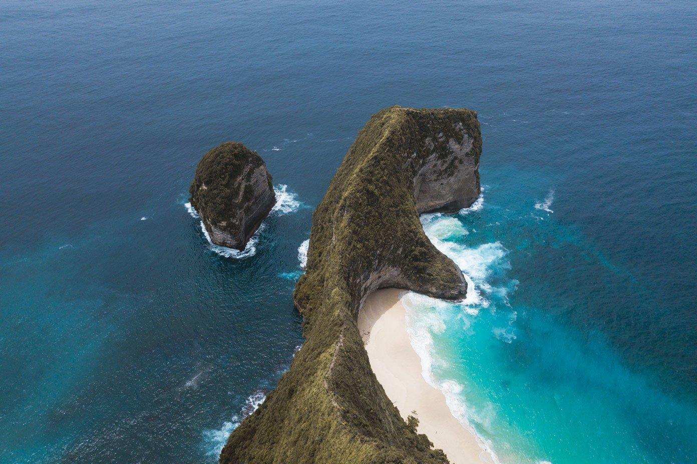 Bali Drone Shot