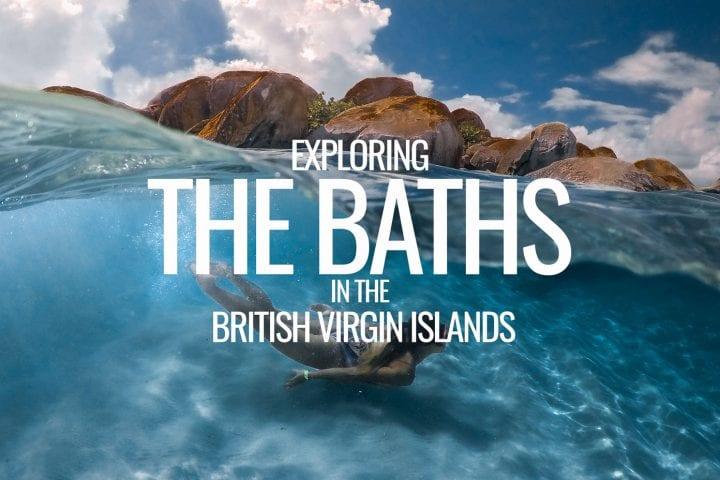 Virgin Gorda The Baths British Virgin Islands