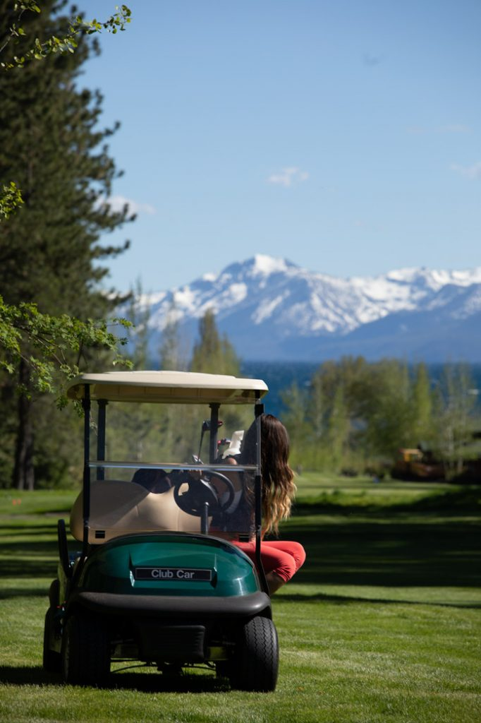 Old Brockway Golf Course Lake Tahoe